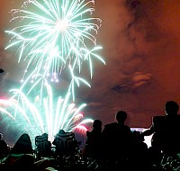 Rockets' Red Glare: Fireworks Eye Safety